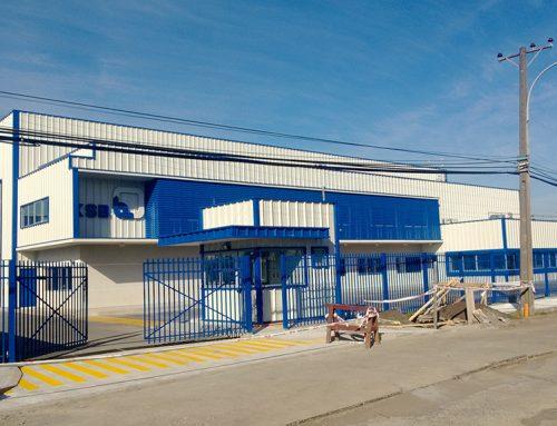 Construcción Oficinas Comerciales e Instalaciones KSB Chile Concepción